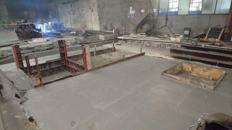Budowa hali Formierni METALPOL Węgierska Górska Sp. z o.o. -