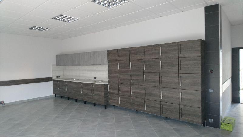 Budowa hali montażowej oraz pomieszczeń socjalno-biurowych w Puńcowie PPHU -