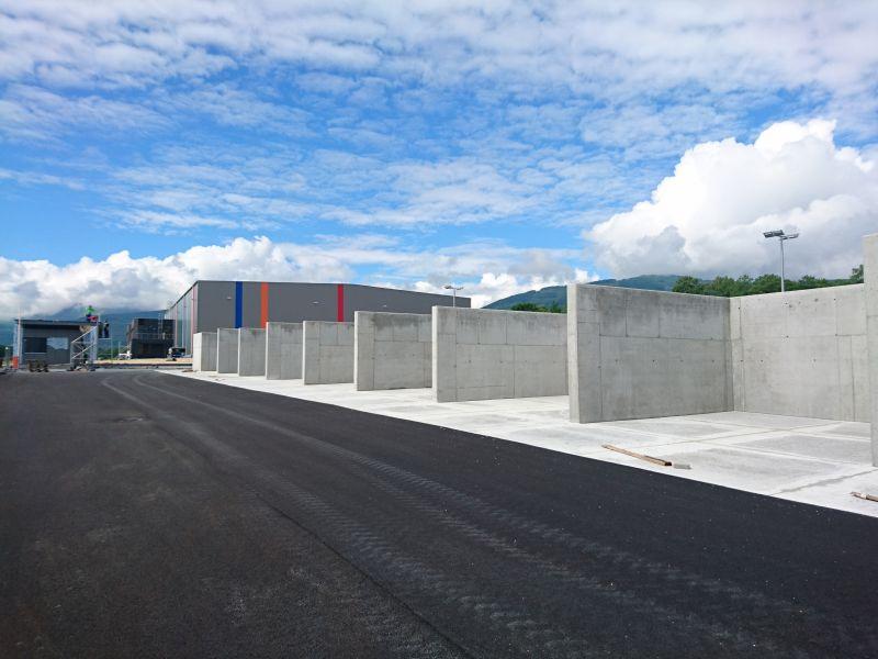 Budowa nowej instalacji realizującej procesy przygotowania odpadów do odzysku oraz procesy odzysku odpadów  EKO-WTÓR Jakubiec Sp. z o.o. S.K. w Wilkowicach -